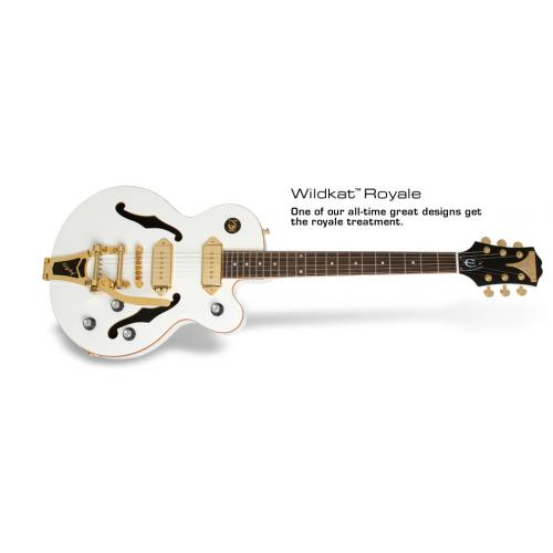 Epiphone Wildkat Royale Limited Edition