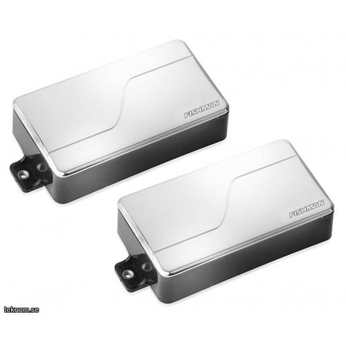 Fishman Fluence Modern Humbucker Set Nickel